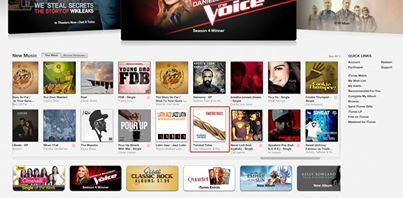 Ray Roy iTunes Feature