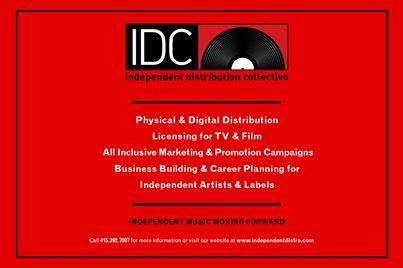IDC Ad Flyer