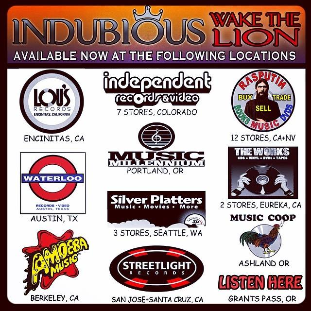 Indubious Store Graphic