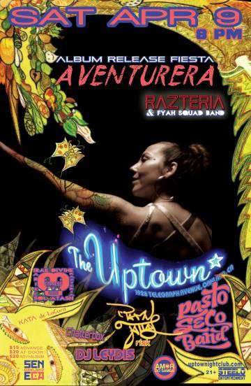 aventurera-release-poster-V1