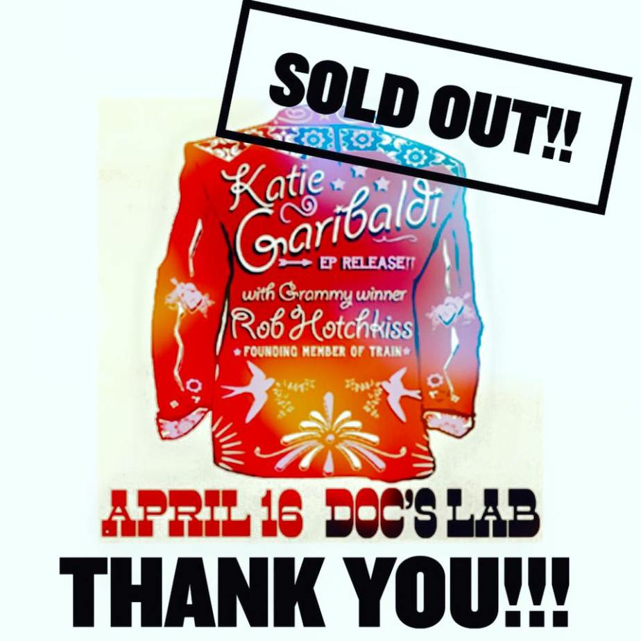 KG Sold Out