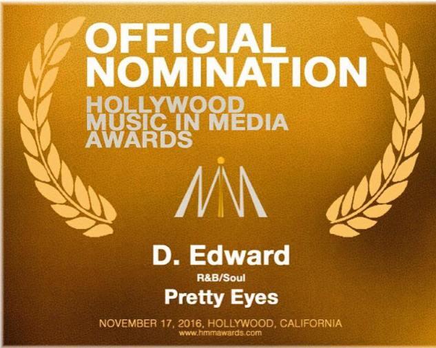 D edward award