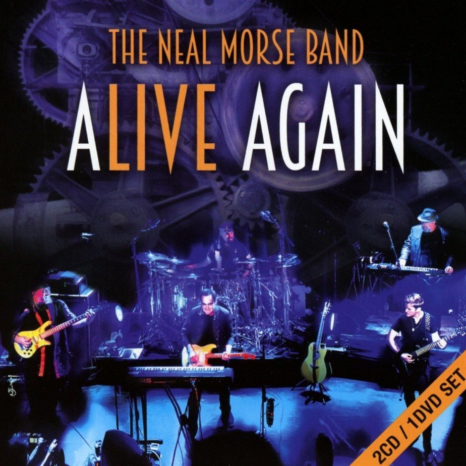 Reviews roundup – The Neal Morse Band vs. Blue Moon Marquee vs. Pete Kronowitt vs. Divan vs. AlicesweetAlice