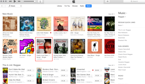 I-Octane_iTunes Feature