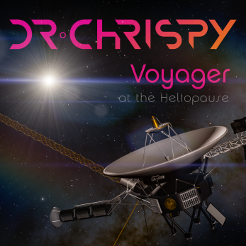Dr Chrispy - Voyager - Cover Square 2160x2160