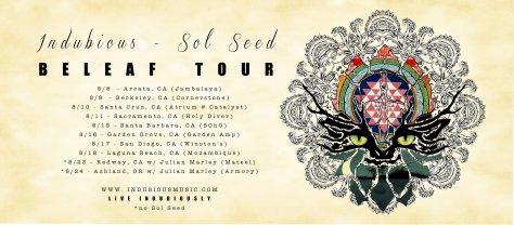 Beleaf Tour Banner