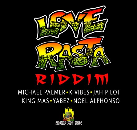Cover - Love Rasta Riddim