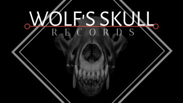 Wolf's Skull Records Logo