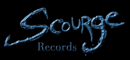 Scourge Records logo