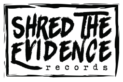 Shred the Evidence Records logo