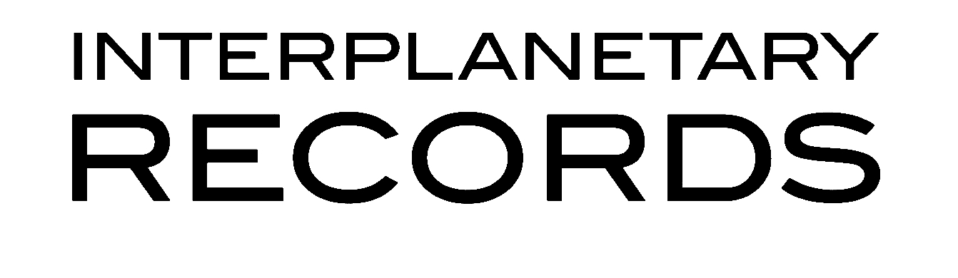 Interplanetary Records Logo_BW
